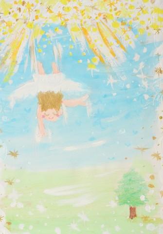 天使からの伝言(原画)