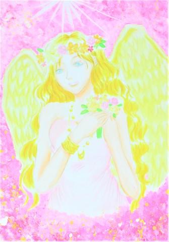 愛の女神(原画)