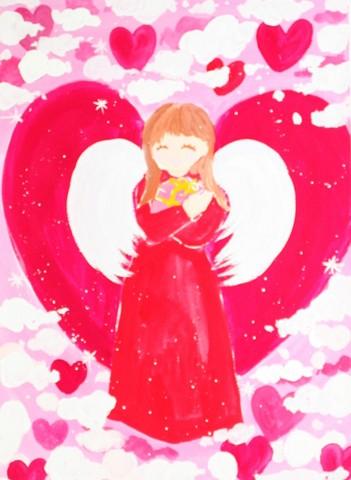愛の天使(原画)