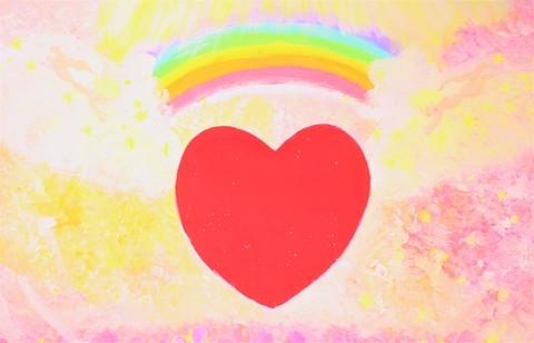 愛と喜びを創造した世界・ポストカード