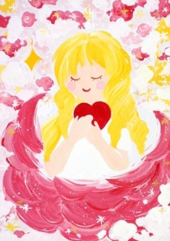 愛の女神アフロディーテ