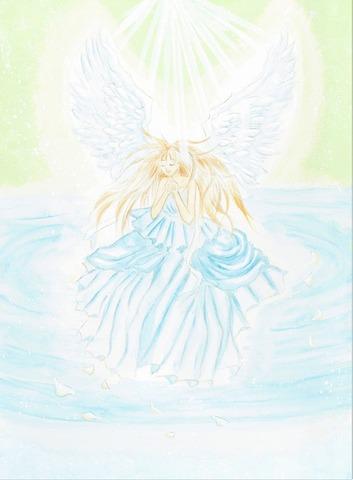 天使の安らぎ