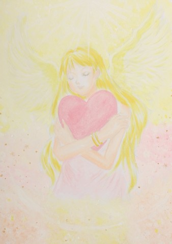 愛の天使 (原画)