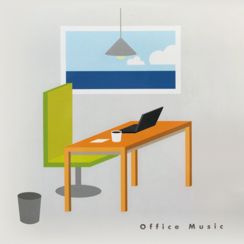 Office Music   CD