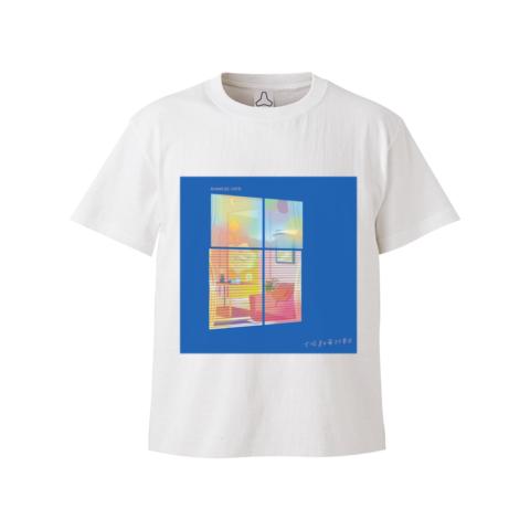 """Discography Cover T-shirt """"大塚夏目藤村菅原"""""""