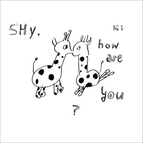Shy, how are you  アナログ盤