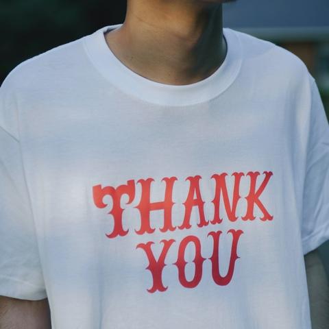 シャムキャッツ - THANK YOU T-shirts