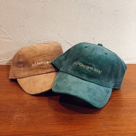 Hi,how are you? × Printers ×工房ぱれっと Cord Cap