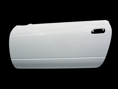 SILVIA S15 ドアカバー左右セット FRP