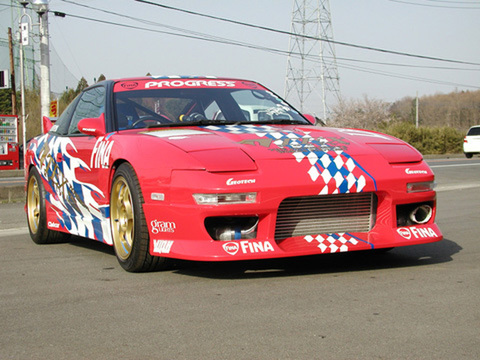 180SX R[P]S13 フルキット FB+SS+RB 3点セット