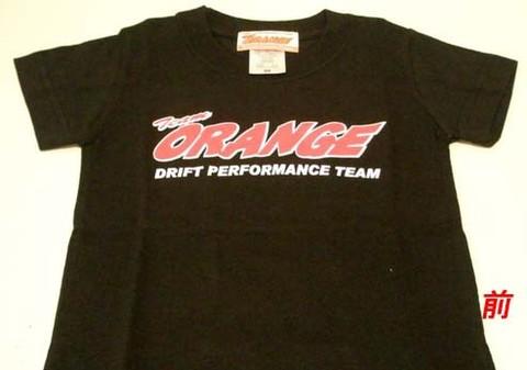 Tシャツ(ブラック)#ORG0020