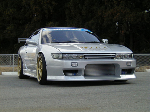 SILVIA [P]S13 フルキット FB+SS+RB+Wハーネス 4点セット