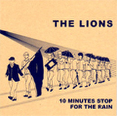 THE LIONS/10MINUTES STOP FOR THE RAIN(京都)