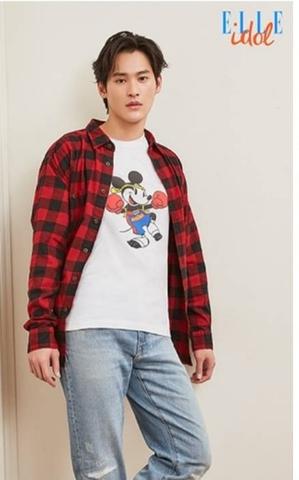タイ限定 ユニクロ ディズニーTシャツ《eパケット込み》