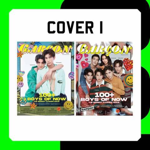 Lips Garcon : Cover1 MewGulf & CH3 Channel《eパケット送料込》