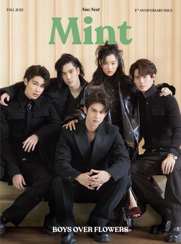 F4 Thailand Mint Magazine Thailand vol.6《eパケット送料込》