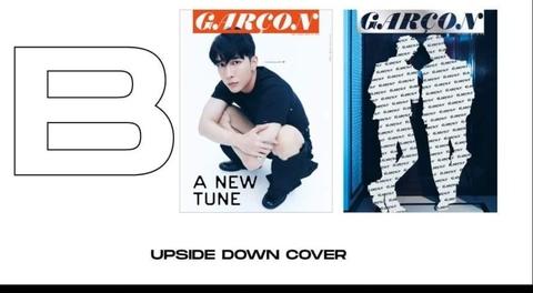 Lips Garcon No.58 Mew - Cover B 《eパケット送料込》