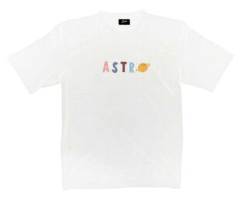 《書留送料込》新作 Astro Tシャツ ホワイト XXLサイズ(Brightプライベートブランド)
