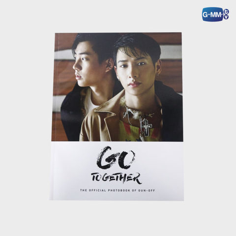 Photobook GO TOGETHER – The Official Photobook of Gun-Off《eパケット代込》