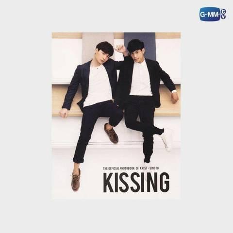 《eパケット送料込み》KISSING The Official Photobook of Krist-Singto