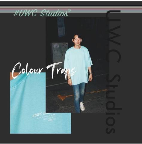 UWC Studios  Tシャツ Gibon Tee Clour Traps (UPプライベートブランド)《eパケット送料込》