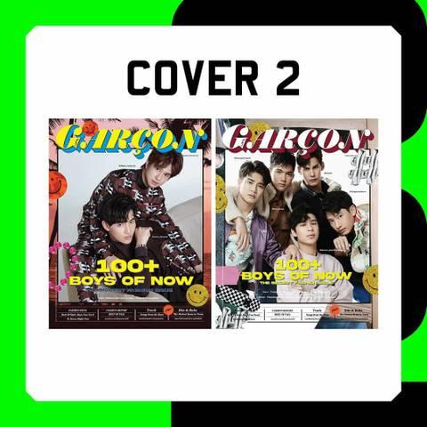 《書留送料込》Lips Garcon : Cover2 OhmFluke & CH7 Channel