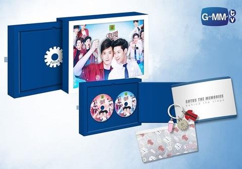 《eパケット代込》DVD Boxset SOTUS THE MEMORIES