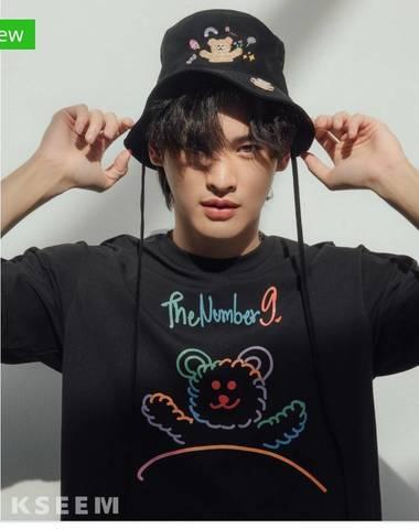 Kao 半袖Tシャツ Bearby Nhom Tuay  フリーサイズ 《Eパケット代込》