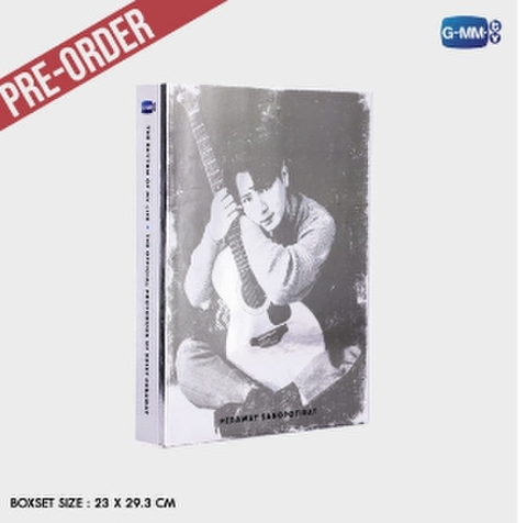 Krist 公式写真集 THE RHYTHM OF MY LIFE | THE OFFICIAL PHOTOBOOK OF KRIST PERAWAT《eパケット代込み》