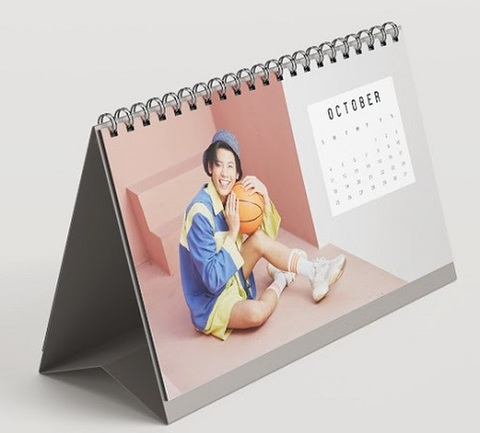 【B】Singto Calendar2020 (卓上カレンダー)
