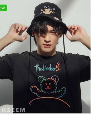 Kao 帽子 Bearby Nhom Tuay  フリーサイズ 《Eパケット代込》