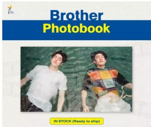 Nadao Brother Photobook 写真集 《eパケット送料込》
