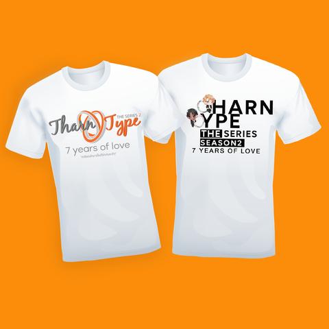 《書留送料込》TharnType The Series SS2 Tシャツ2枚セット
