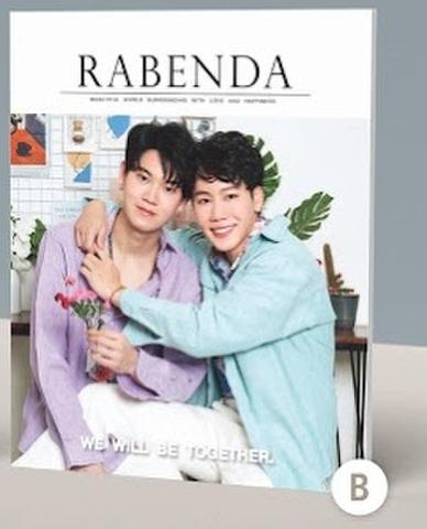RABENDA MAGAZINE no.6 (Yin-War) 表紙B《eパケット込み》