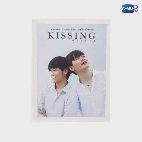 《eパケット代金込み》KISSING verse 2 The Official Photobook of Krist-Singto