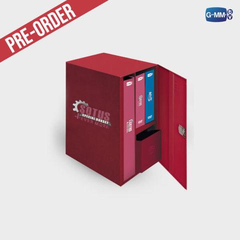 《国際書留送料込み》SOTUS 4EVER MORE SPECIAL BOXSET(ユニフォーム付き)