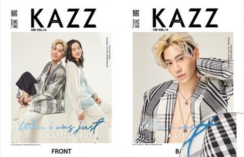 《書留送料込》タイ雑誌 KAZZ 169号 BOUN