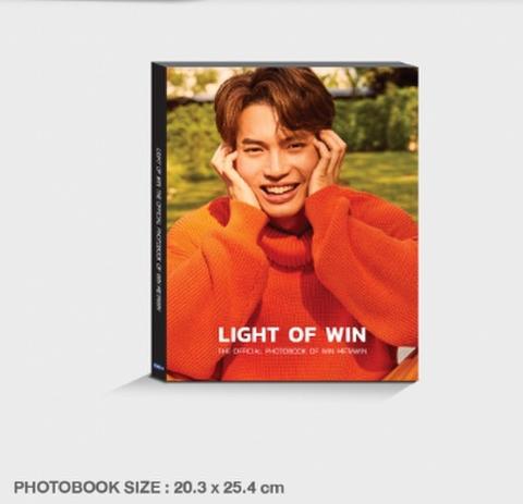 LIGHT OF WIN |  WIN METAWIN写真集《eパケット込み》