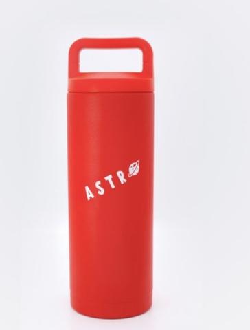 《書留送料込》新作 Astro タンブラー コーラルレッド(Brightプライベートブランド)
