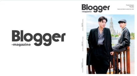 Blogger Magazine No.1 OffGun表紙 《eパケット代込》