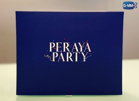 《送料込》DVD Boxset Peraya Party