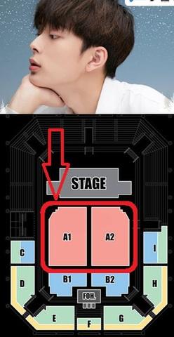 【最高額席A1/A2】YOO SEONHO 2018 タイバンコク公演
