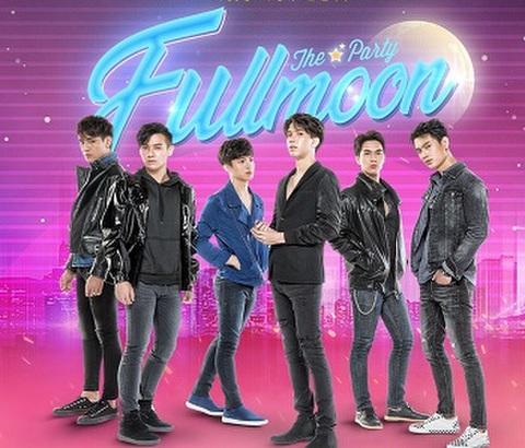 【指定席 赤色エリア】The SixMoons タイバンコク公演