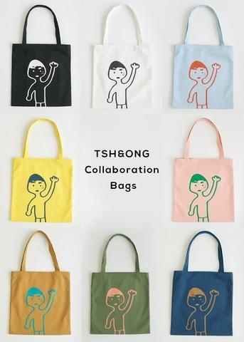 【ファンサインイベント】オンソンウ コラボレーション・バッグ
