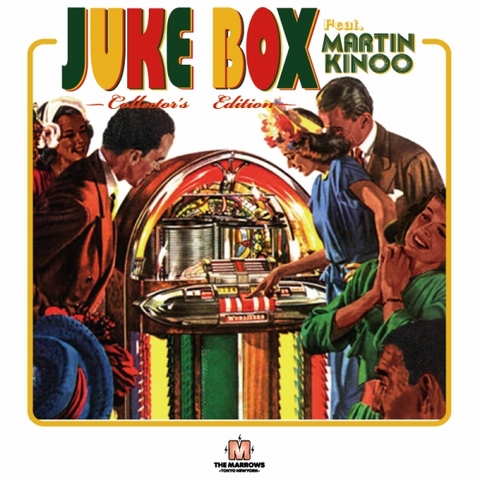 JUKEBOX -COLLECTORS EDITION- Feat. MARTIN-KINOO REMASTERD