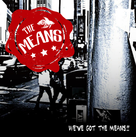 1st MINI ALBUM/We've got the means!!