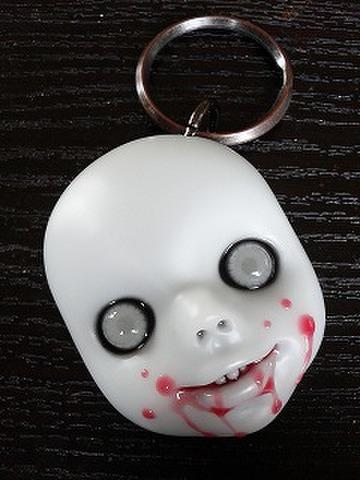 SIN 血の唇(白濁眼)