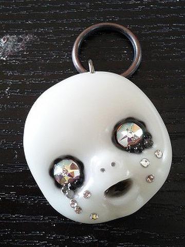 TEARS(クリスタルオーロラ眼)mini KEYRING