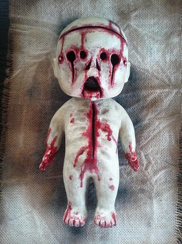 TRAUMA DOLL part.1 COLIN