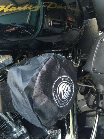 RSD洗車用カバー